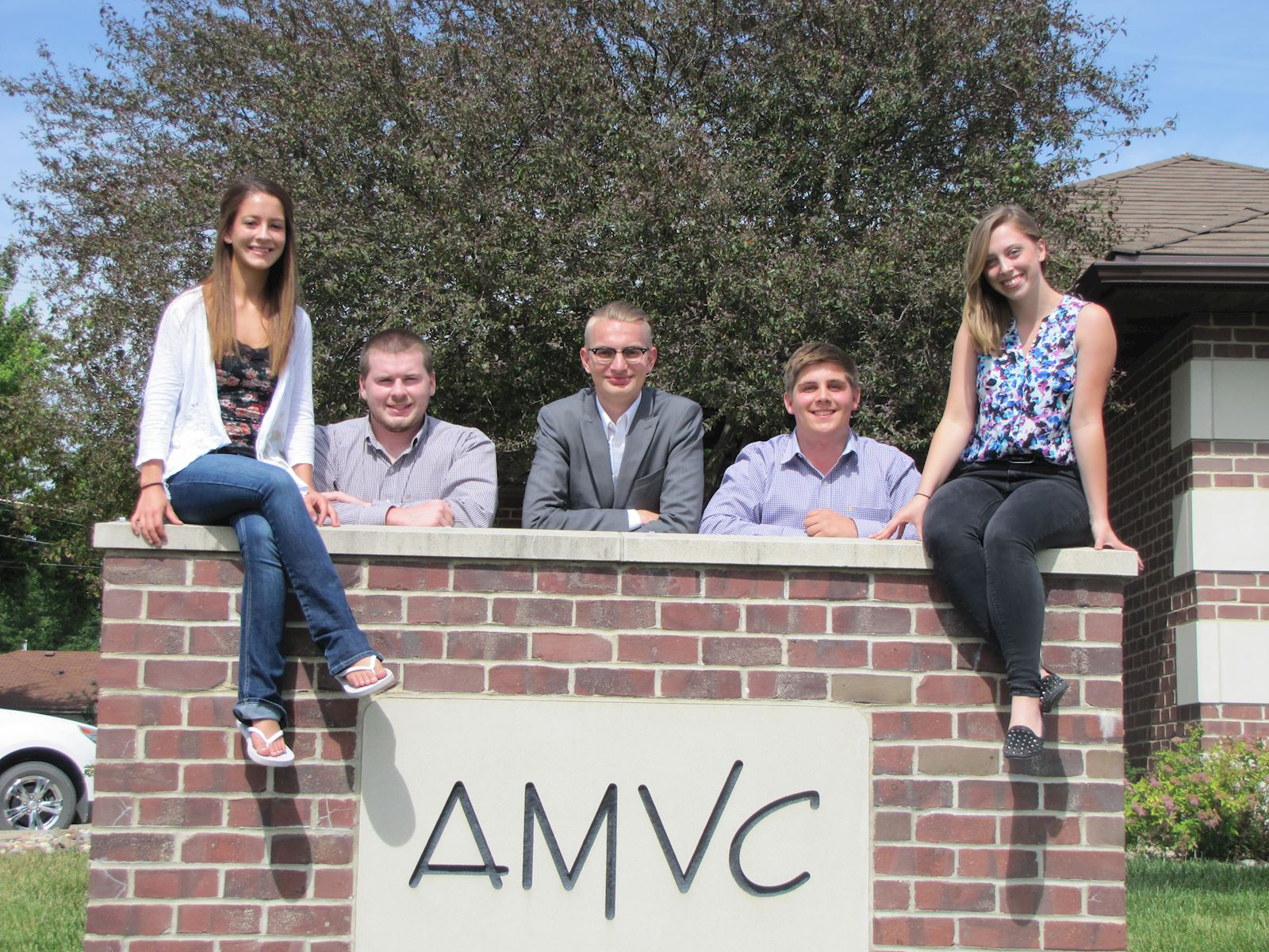 AMVC provides students with internship experience
