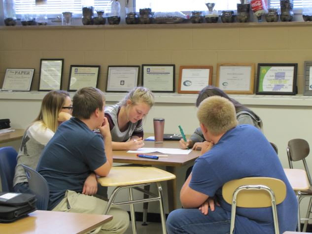 North Montgomery Students Learn About Ag Advocacy