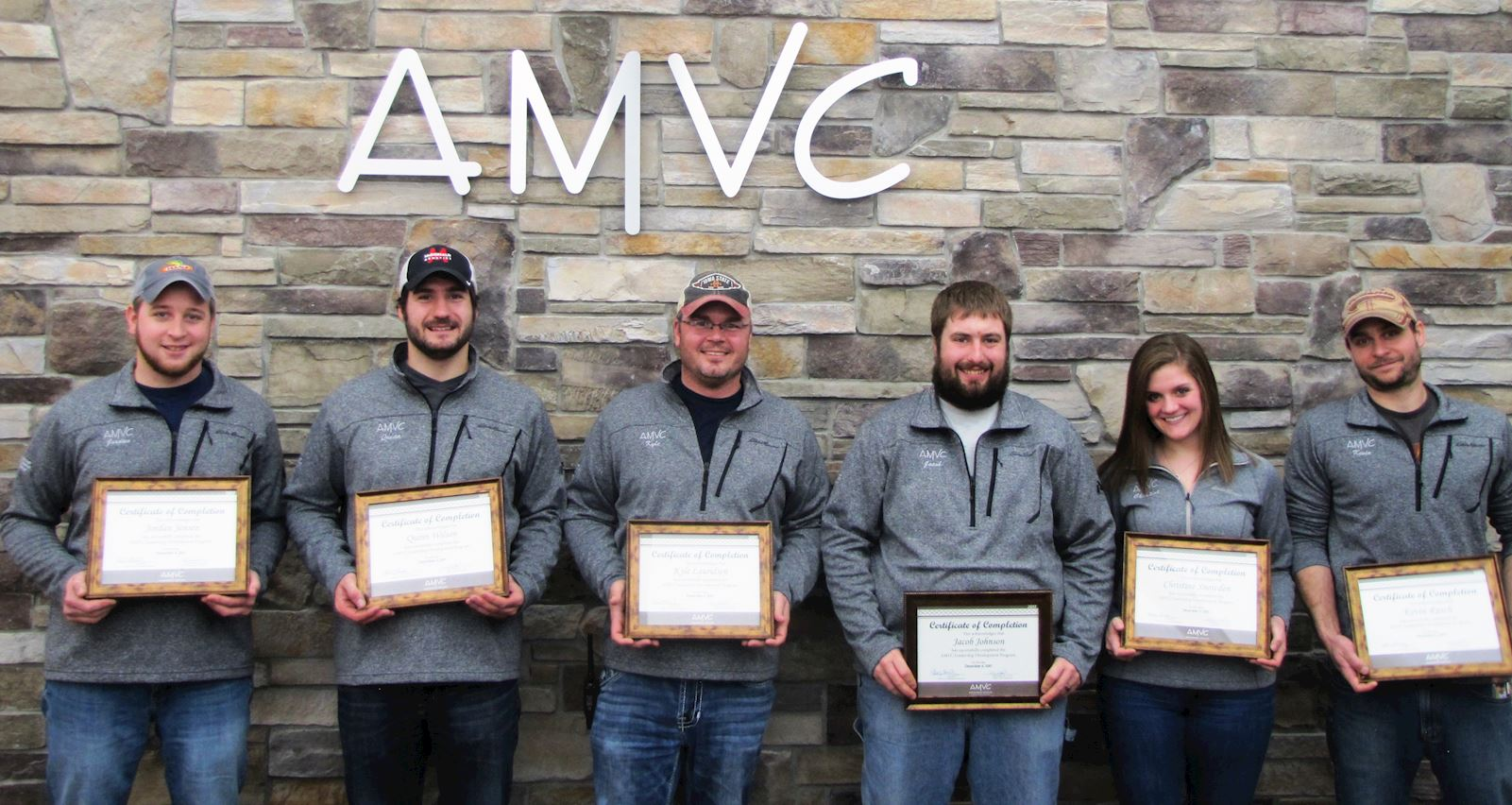 AMVC congratulates Leadership Development Program Graduates