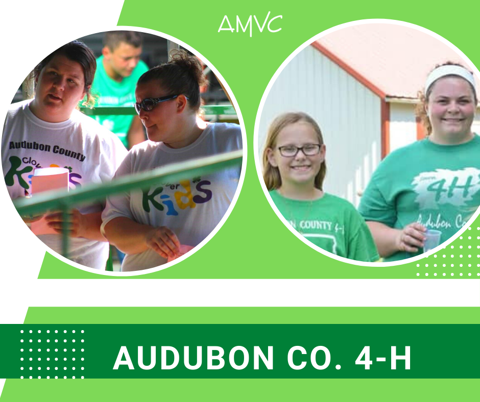 Audubon 4-H AMVC leaders