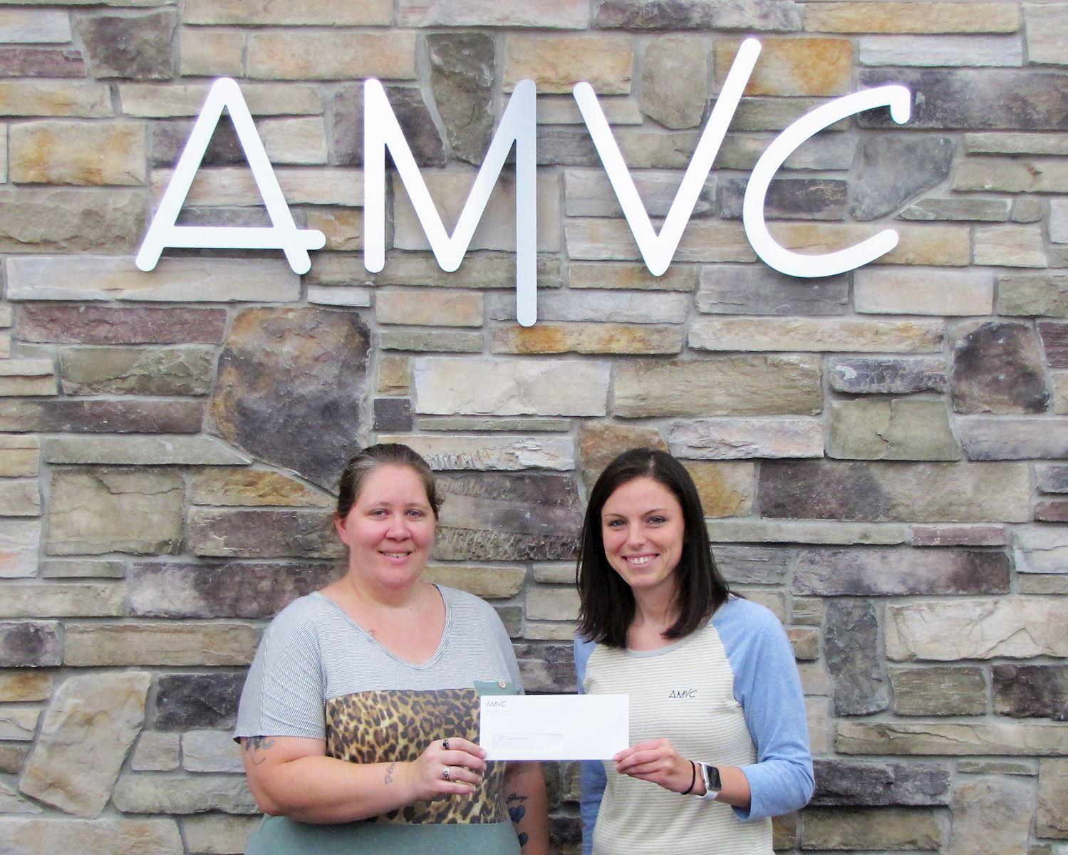 AMVC provides funds for Mobile Food Pantry