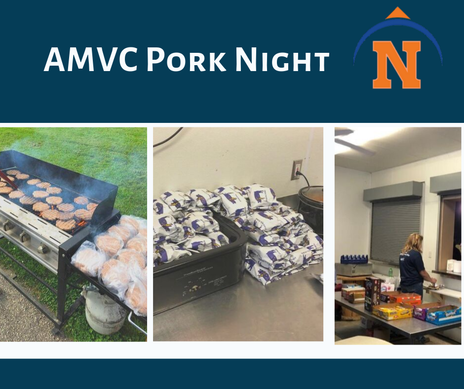 AMVC Crawfordsville serves up pork