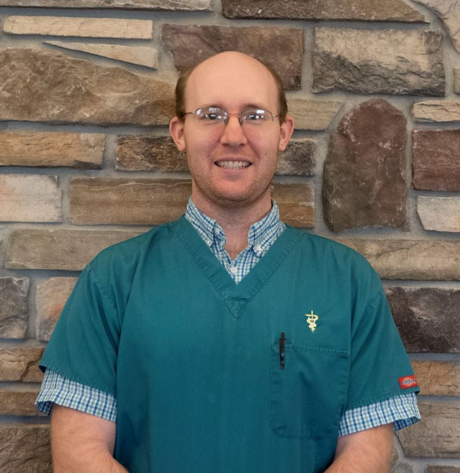 AMVC Veterinary Services Welcomes Dr. Seth Worthington