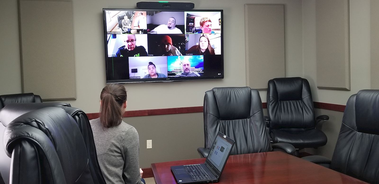 AMVC virtually visits Ivy Tech ag students