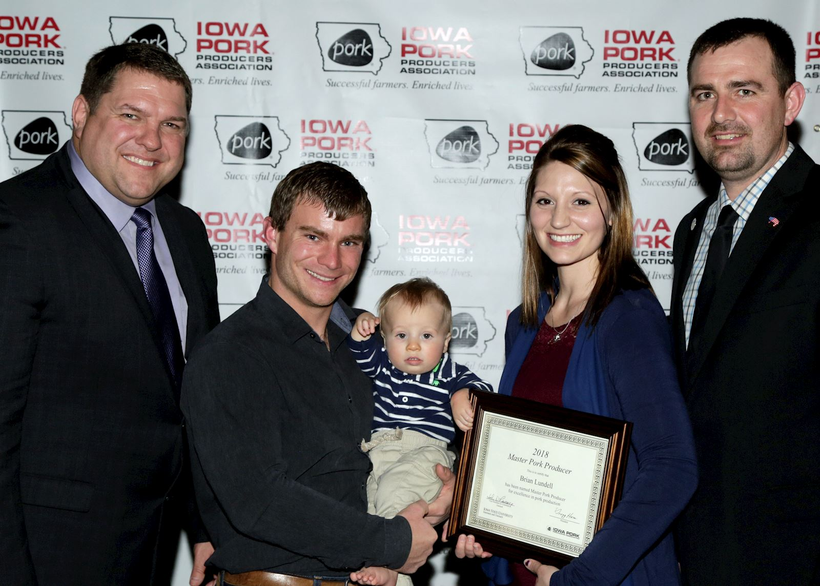 AMVC Grower is IPPA Master Pork Producer
