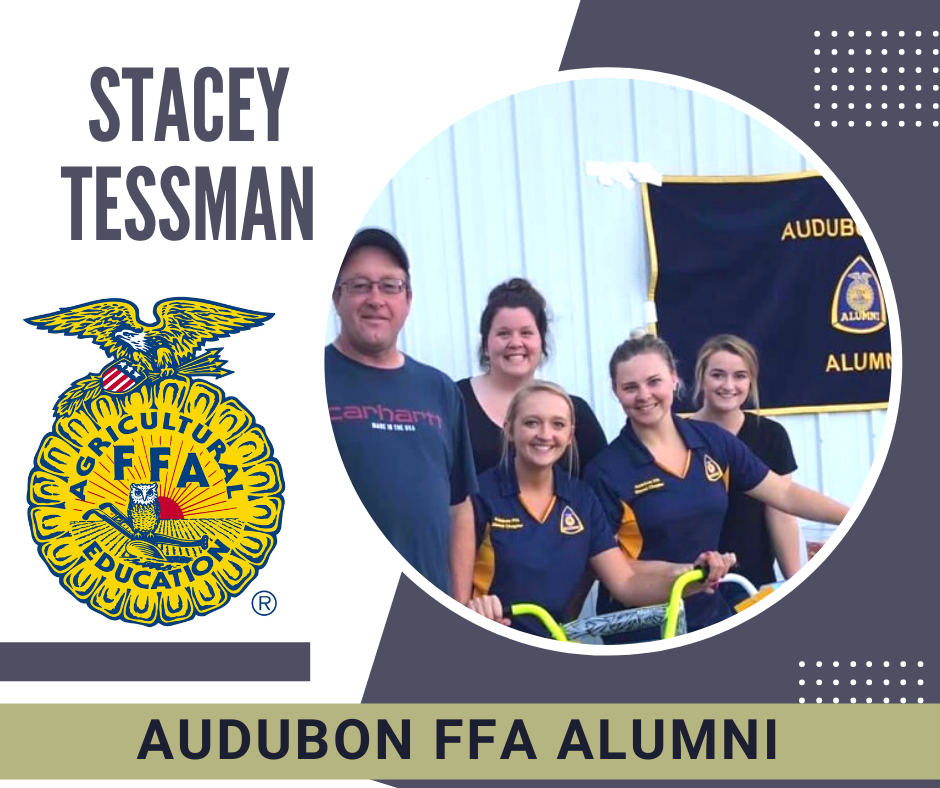 April Volunteer Month feature: FFA Alumni