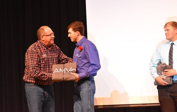 AMVC awards nine scholarships