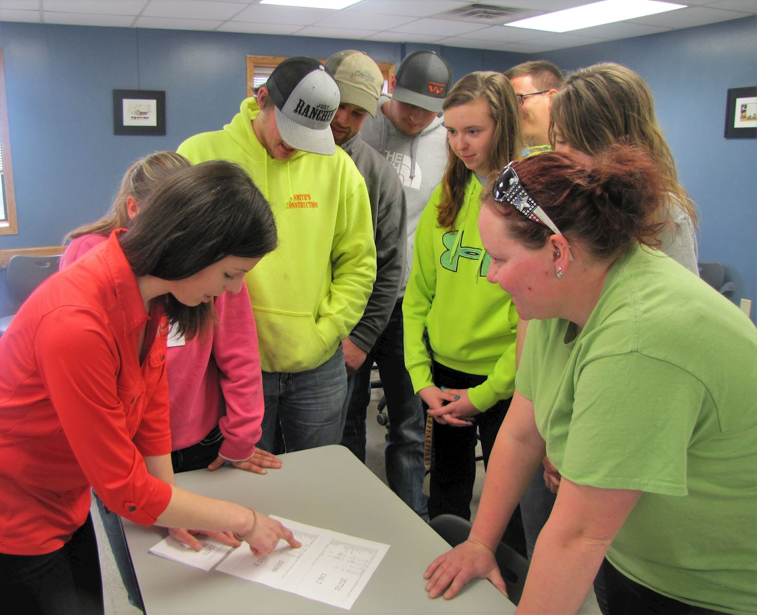 AMVC is resource for SWCC students in Creston