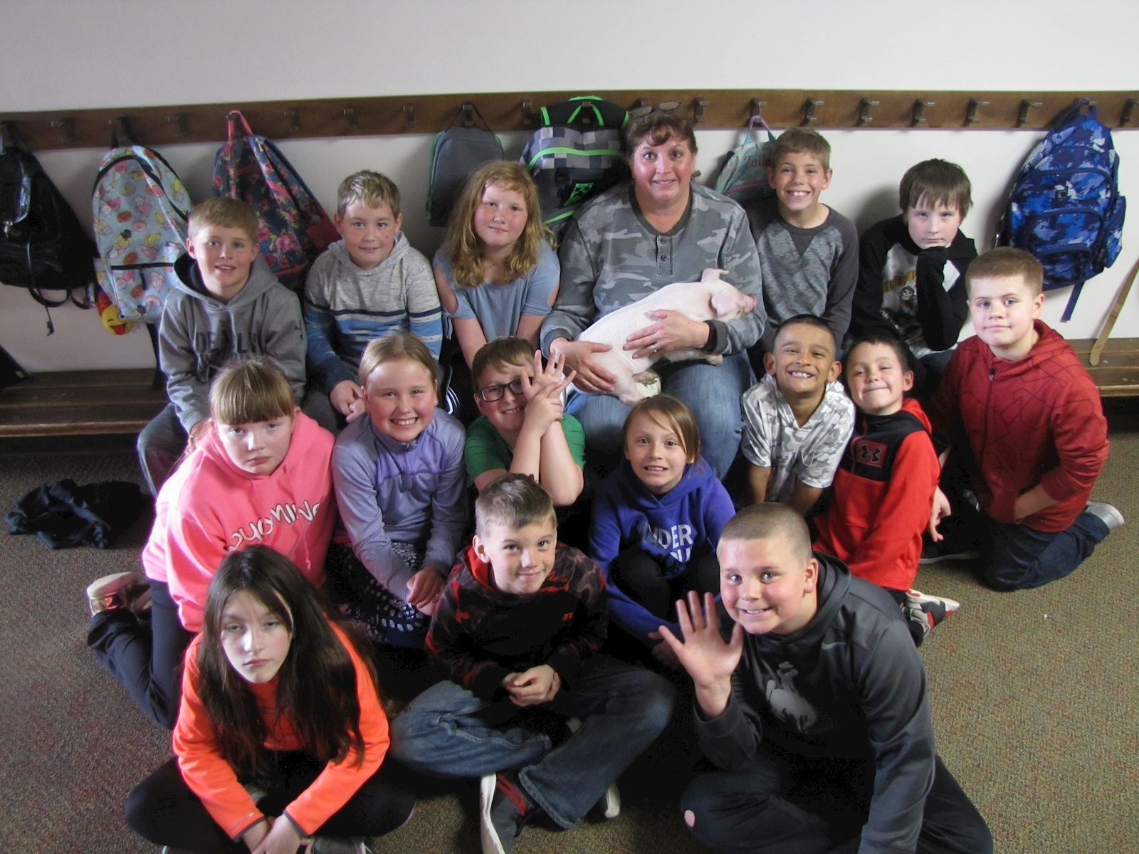 Annual piglet program a success