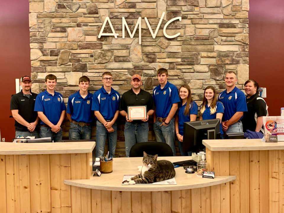 AMVC and Audubon FFA